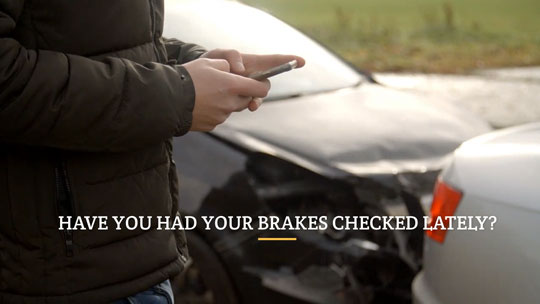 How are Your Brakes? Video Image