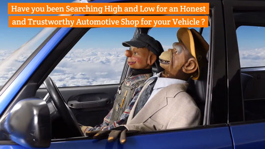 Looking for a Trustworthy Autocenter? Video Image